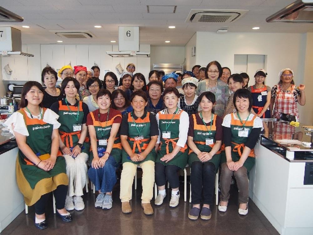 パルシステム埼玉で開催された女性生産者交流会